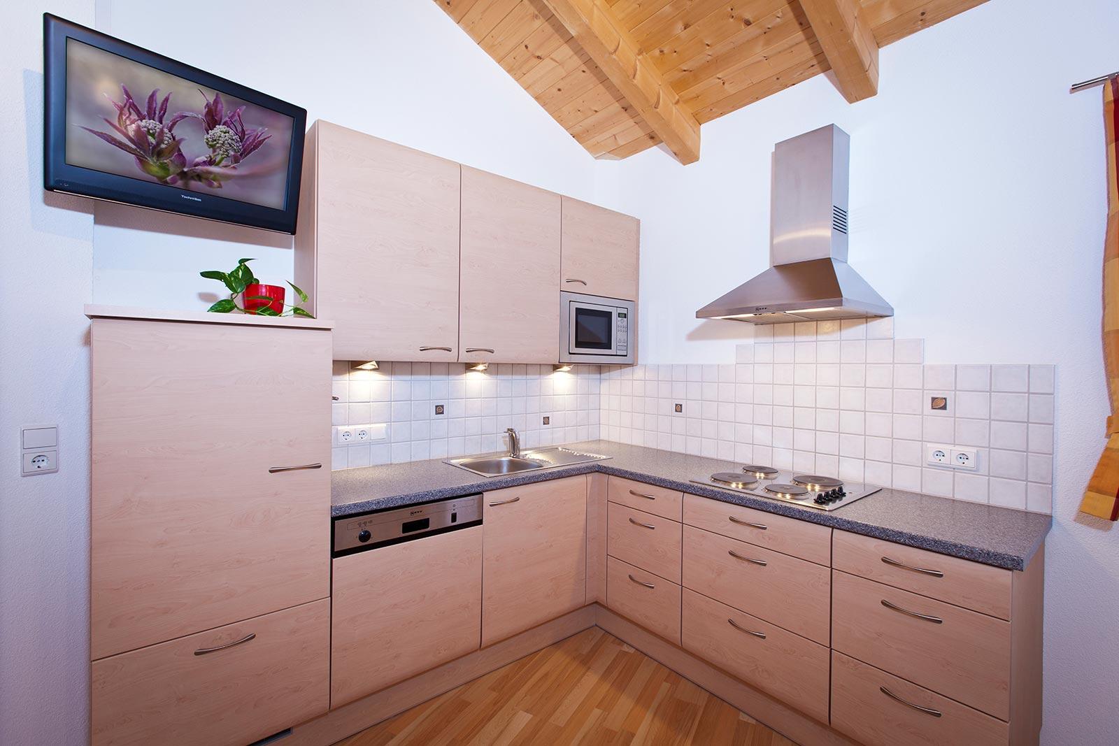 Appartements in unserem Haus Belvedere in Nauders